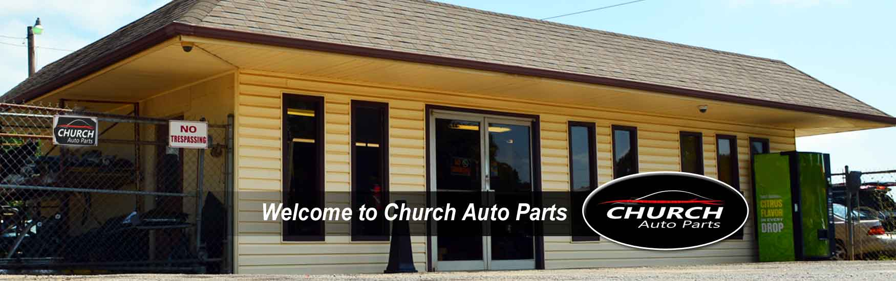 Church  Used Auto Parts Shelby Charlotte NC area