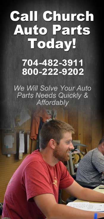 Used Auto Parts Ads for Charlotte Shelby NC Areas